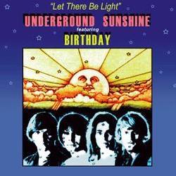 Birthday Underground Sunshine