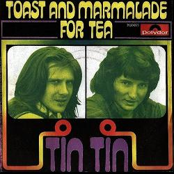 Tin Tin Toast And Marmalade For Tea
