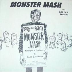 Monster Mash Halloween Song