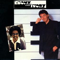 Ebony And Ivory number one song