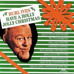 Holly Jolly Christmas Burl Ives album at Amazon