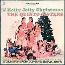 Holly Jolly Christmas Quinto Sisters album