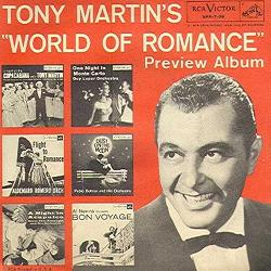 Tony Martin songs
