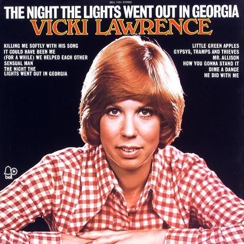 one hit wonder Vicki Lawrence